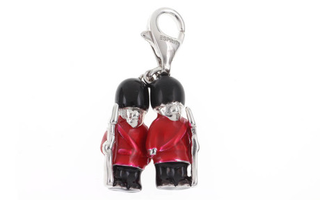 ESPRIT Charm Palace Guards 925/- Sterlingsilber