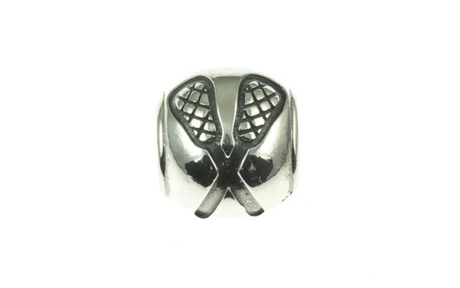 PANDORA Charm Lacrosse 925/- Sterlingsilber