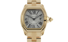 Cartier Roadster Ref. W62018 Automatik 750/- Gelbgold
