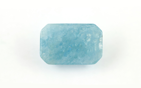 Aquamarin opak 5,13 ct.