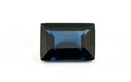 Saphir blau 1,07 ct.