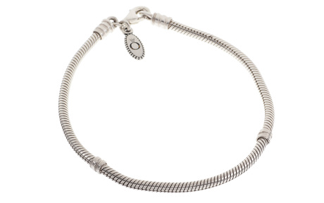 PANDORA Charm Armband 925/- Sterlingsilber