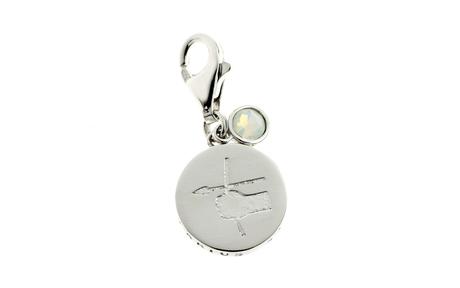 ESPRIT Charm Sternzeichen Schütze 925/- Sterlingsilber mit Zirkonia