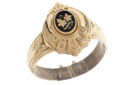 Armband Walzgold