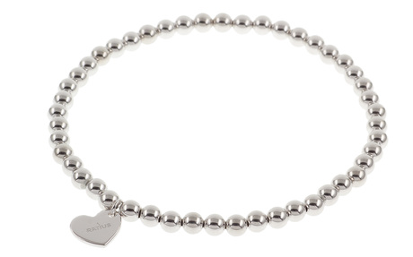 Ratius Armband flexibel 925/- Sterlingsilber