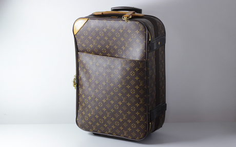 Louis Vuitton Trolley Pégase Légère 55 Monogram Canvas