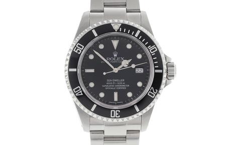 Rolex Sea-Dweller Ref. 16600 Automatik Edelstahl