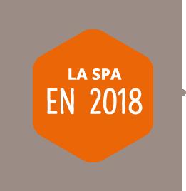 La SPA en 2018