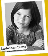 Ludivine - 11 ans