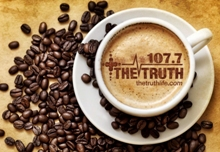 1077 the truth coffee image