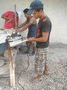 Making dowel