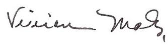 Signature   vivian