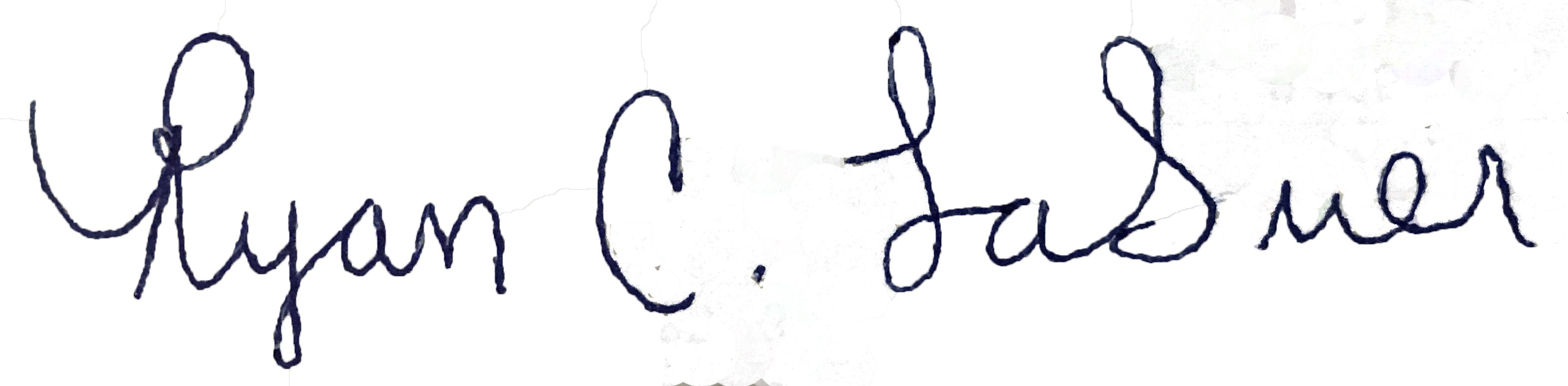 Ryansignature
