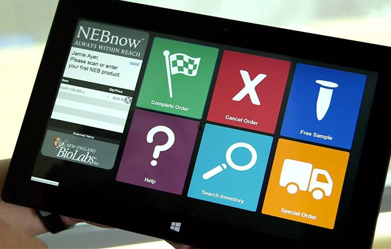 NEB App