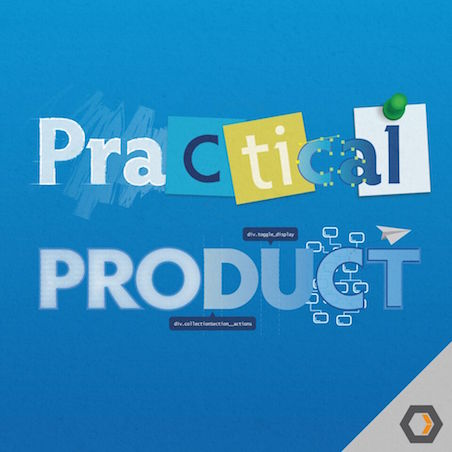 Practical Product Podcast (By Heavybit) logo