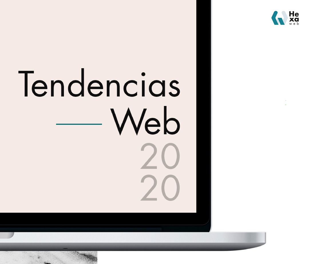 tendencias web 2020
