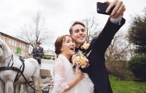 영국 남자-국가비, 드디어 결혼하다