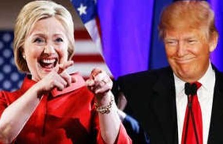 美 대선 D-100 힐러리·트럼프 공약 어떻게 다른가?