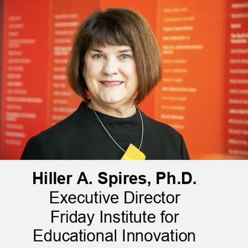 Hiller A. Spires Ph.D.