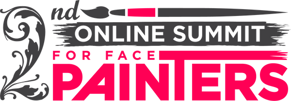 2nd ONLINE SUMMIT for Face Painters