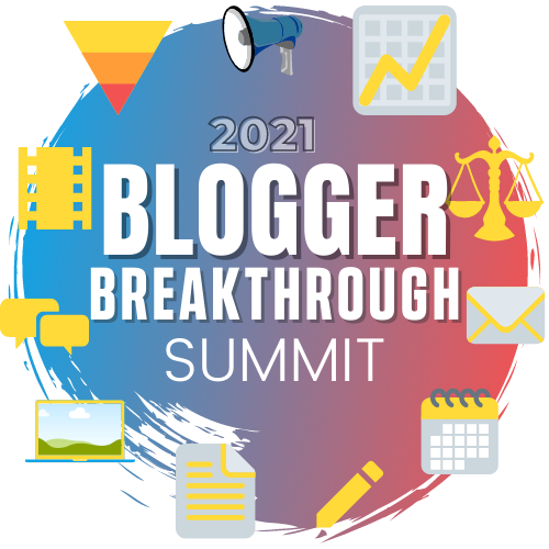 2021 Blogger Breakthrough Summit