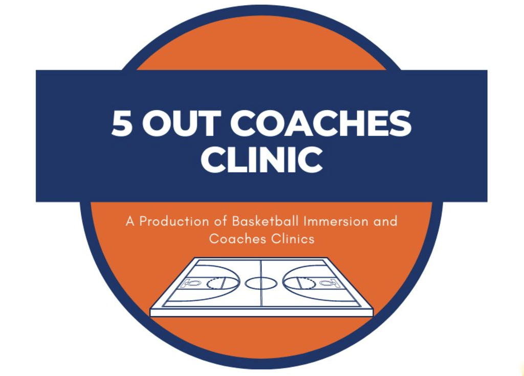 5 Out Coaches Clinic