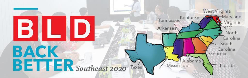 BLD Southeast 2020