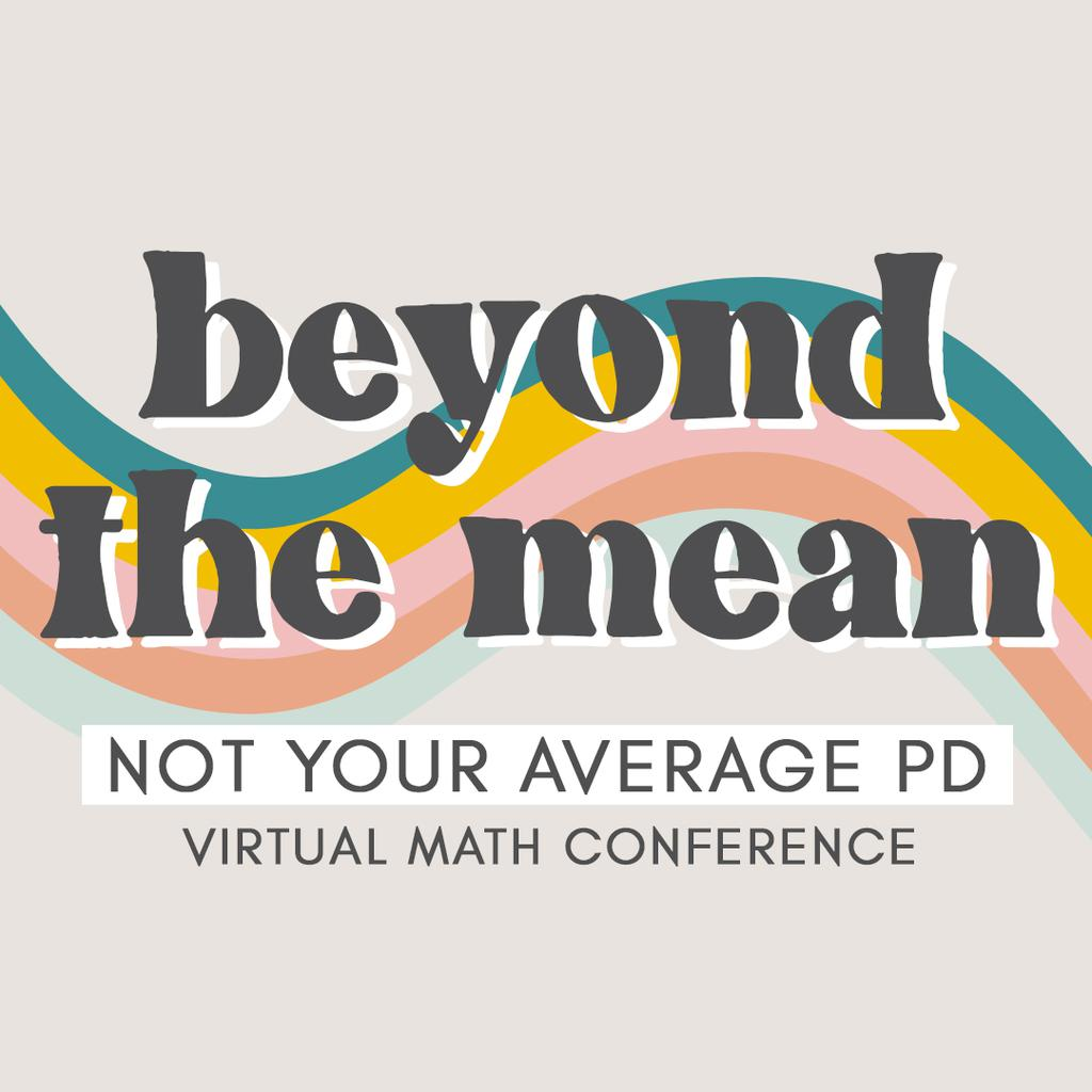 Beyond the Mean: Not Your Average PD Summer 2021