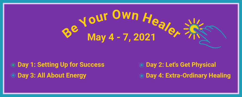 The Be Your Own Healer Summit