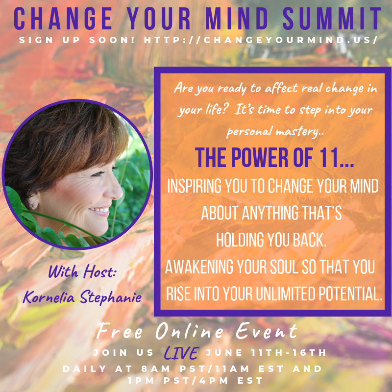 Change Your Mind Summit