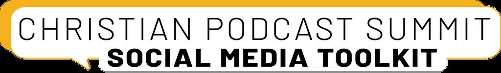 Christian Podcast Summit