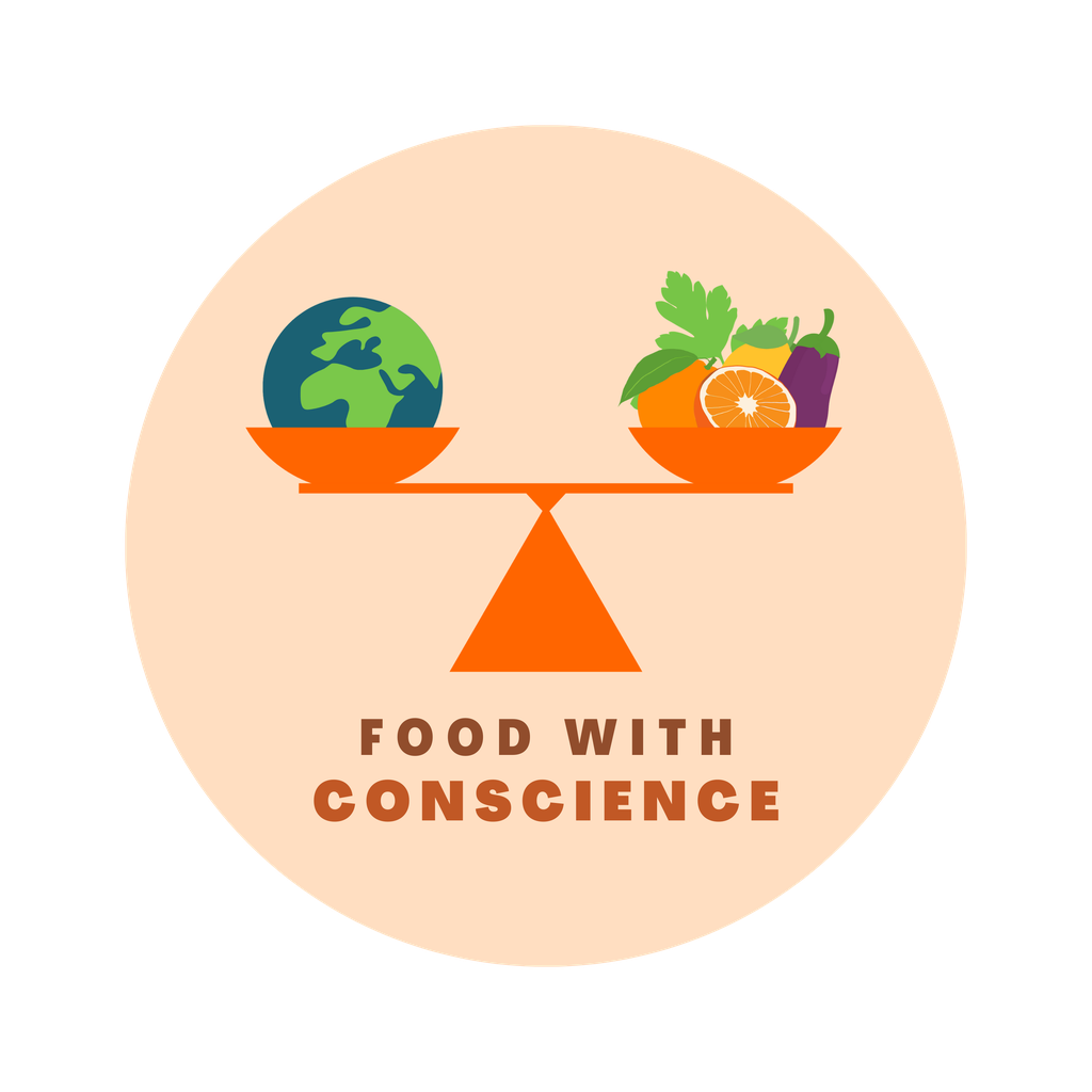 Food With Conscience - desafios alimentares globais