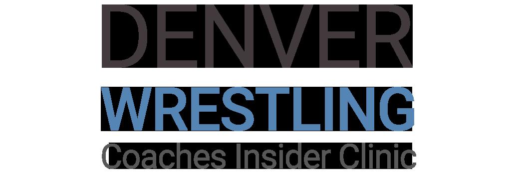 2021 Denver Wrestling Coaches Insider Clinic