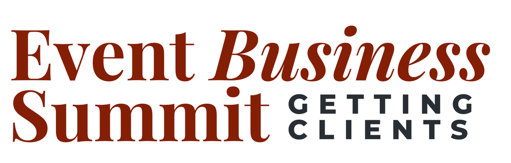 Event Business Summit: Getting Clients