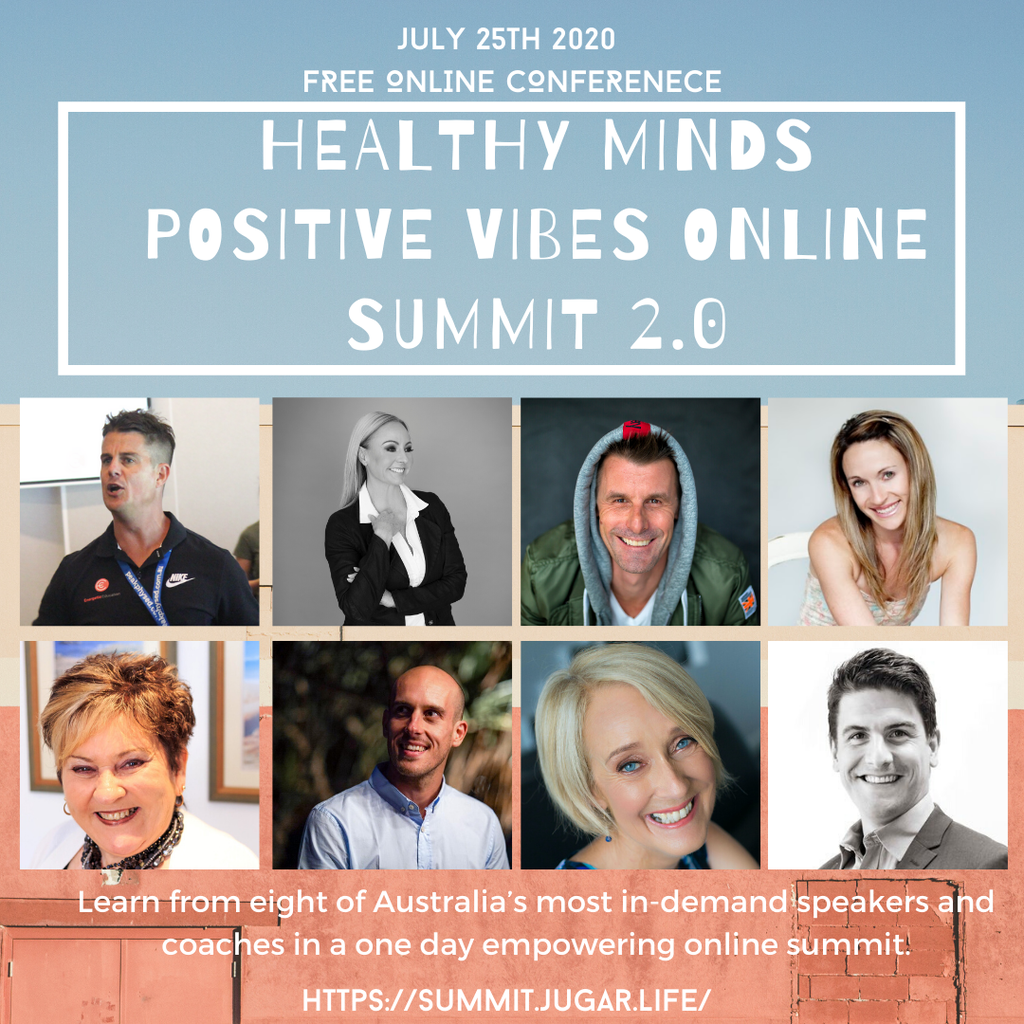 Healthy Minds Positive Vibes Summit 2.0