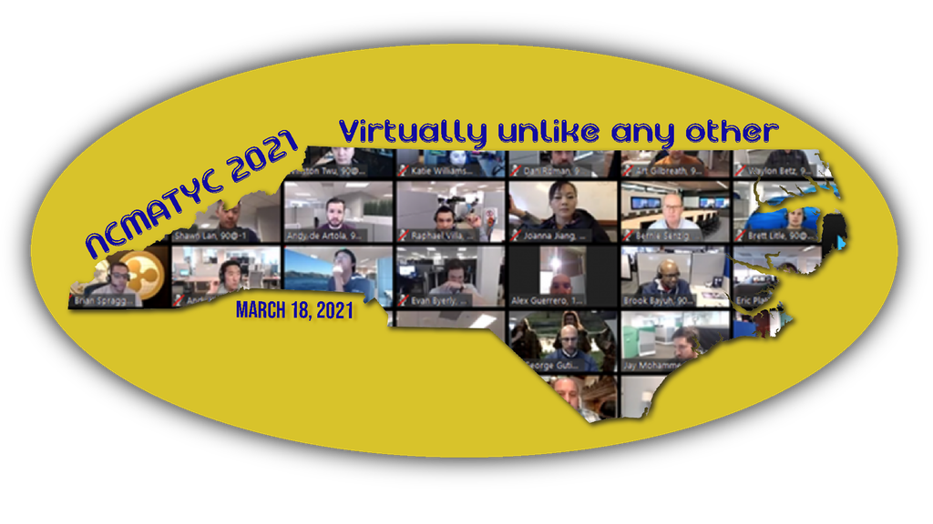 North Carolina Mathematical Association of Two-Year Colleges Virtual Conference 2021