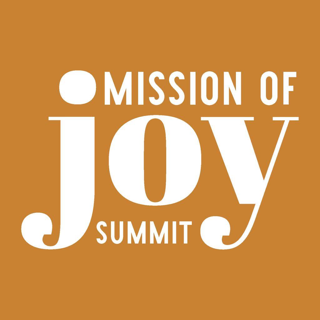 Mission of Joy Summit