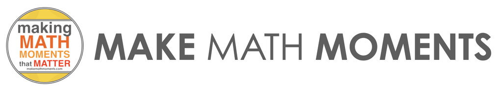 Make Math Moments Virtual Summit
