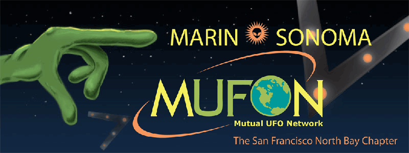 AUGUST 2020 MARIN SONOMA MUFON MEETING