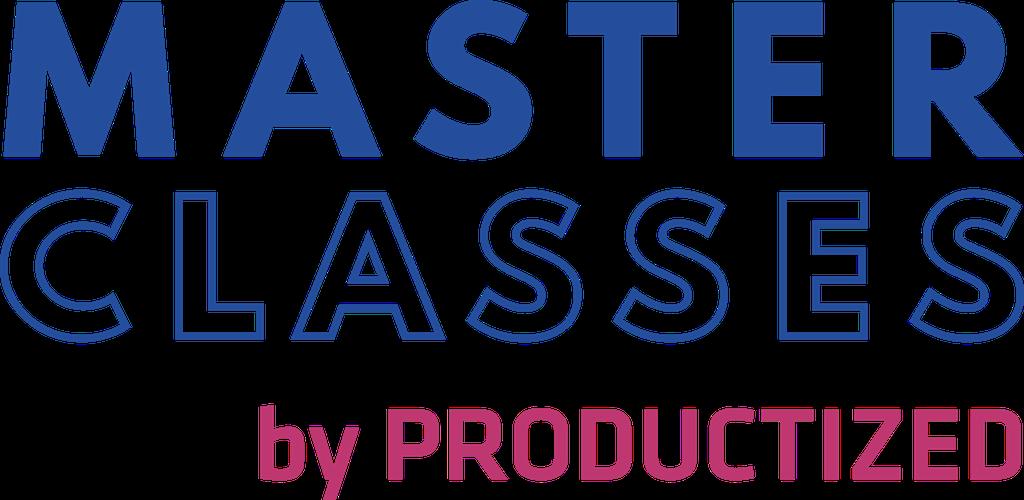 Productized Masterclasses