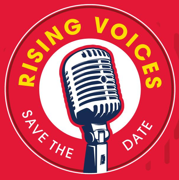 Rising Voices 2021