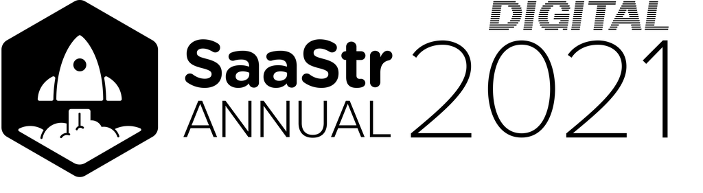 SaaStr Annual 2021 - Digital