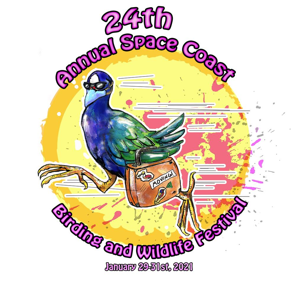 24th Annual Space Coast Birding and Wildlife Festival