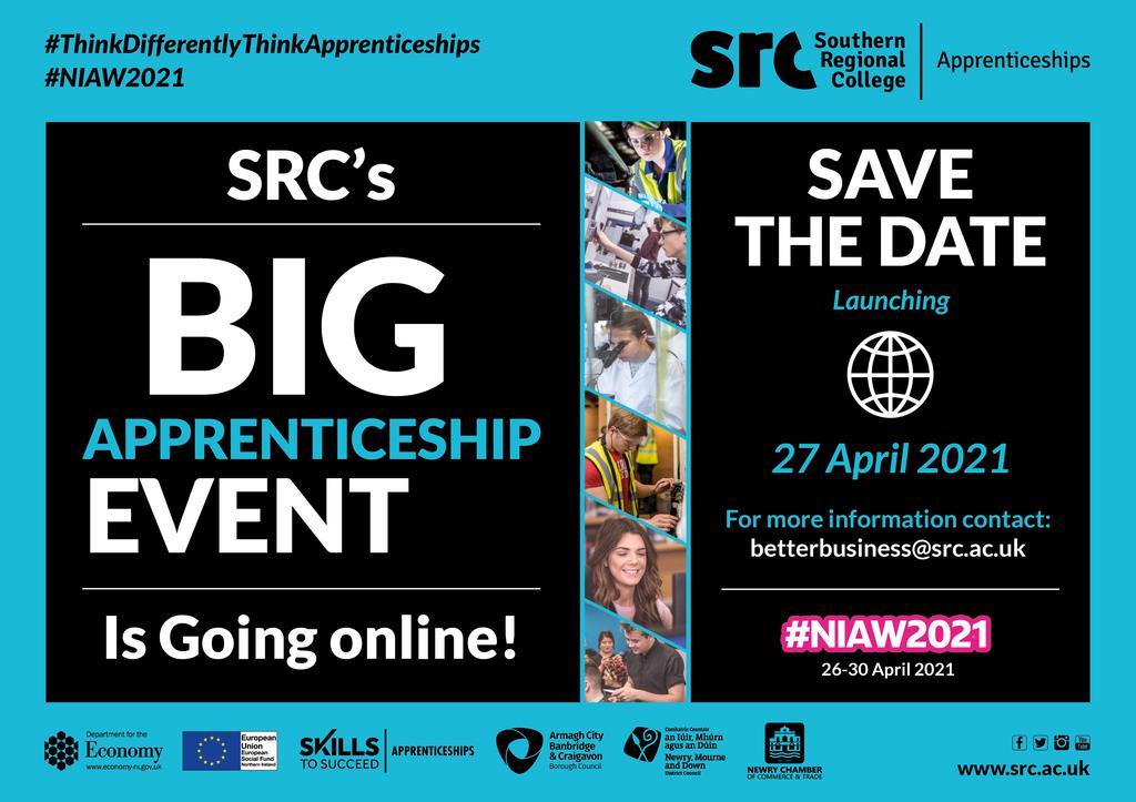 SRC Big Apprenticeship Event