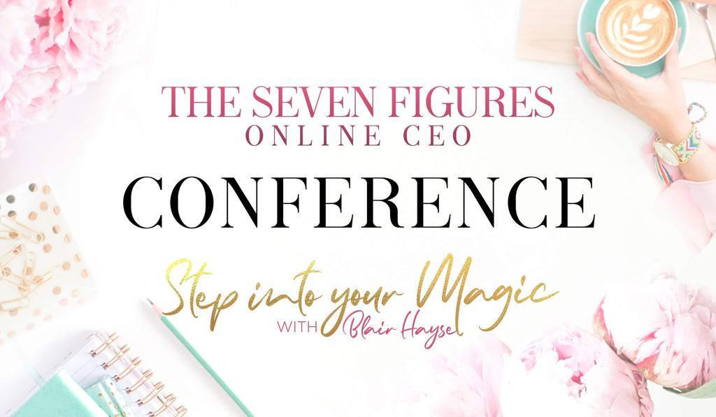 Step Into Your Magic Virtual Fall Leadership Conference