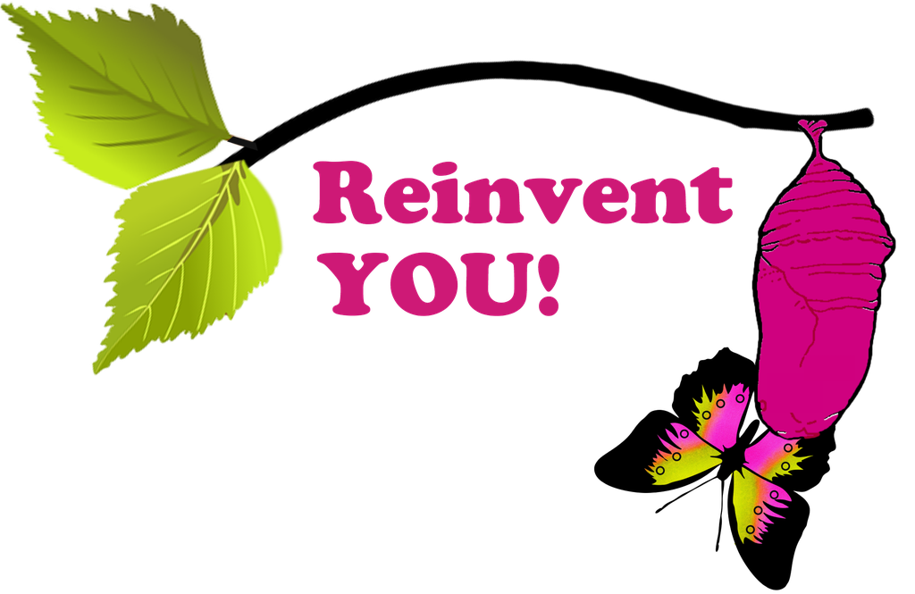 The 3rd Annual Reinvent YOU! Experience - Online Summit