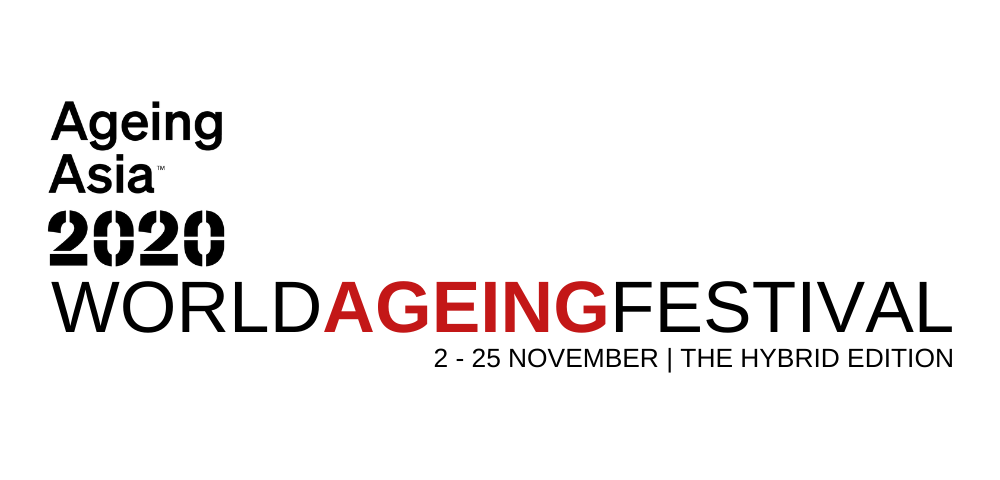 Virtual Roadshows for Ageing Asia 2020 - World Ageing Festival