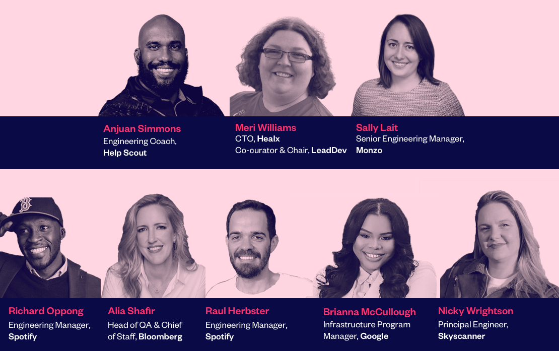 Hosts and Featured Speakers