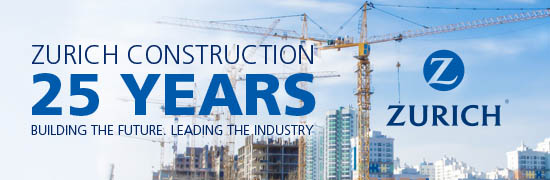 Zurich: Providing Construction Solutions for 25 years
