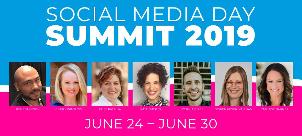 Social Media Day Summit 2019